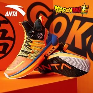 """Anta x Dragon Ball Super """"Son Goku"""" Basketball Culture Sneakers"""