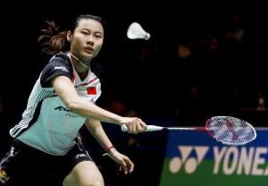 Li-Ning TB Nano N10 Wang Yihan Badminton Racket