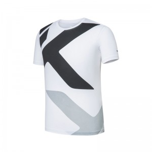 Anta Klay Thompson Men's 2017 Basketball Breathable Fashion Shirt