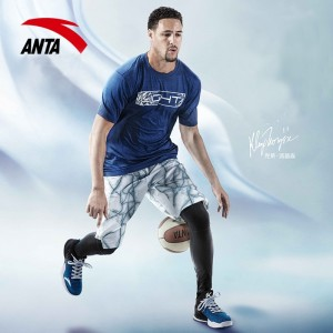 Men's Anta 2018 Klay Thompson KT Light Sports T-Shirt