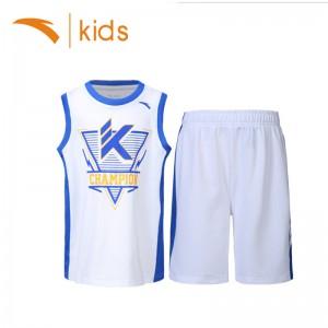Anta 2017 Klay Thompson Kids Basketball Suit
