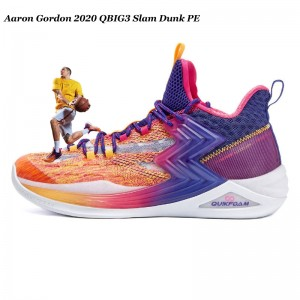 Aaron Gordon 2020 QBIG3 Slam Dunk PE Sneakers