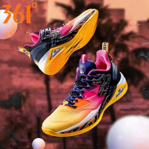 361º x Aaron Gordon 2020 West Coast QBIG3 Slam Dunk PE Basketball Shoes