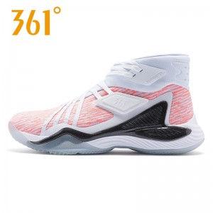 2018 New 361° Sports Jimmer Fredette Shadow Blade High Top Basketball Shoes