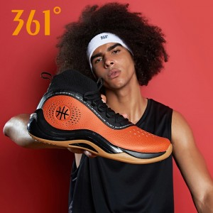 "361 Degree Stephon Marbury 2018 Winter New Sock-Like Basketball Shoes - ""Trace Ability"""