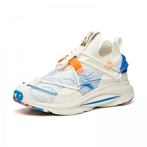 Anta X CASC FLYING SAUCER Running Shoes Anta 2020 Running Shoes - White/Blue