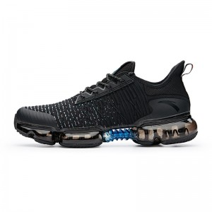 """2018 Anta x NASA SEEED Series """"Zero Bound"""" Men's Sports Fashion Sneakers - Black"""