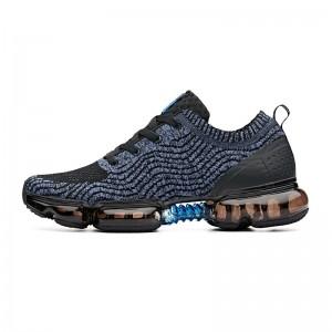 "Anta x NASA SEEED ""Zero Bound"" Men's Cushion Running Sneakers- Blue [91835507-3]"