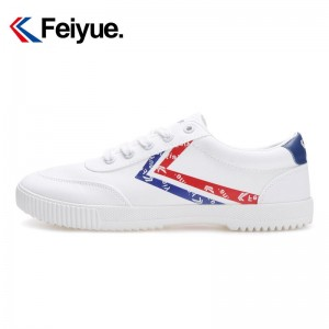 Feiyue 2018 Spring New Sports Fashion Canvas Shoes