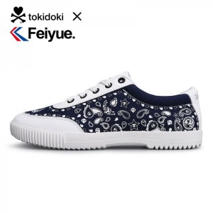 Tokidoki X Feiyue Limited Classic Low Top Fashion Sports Sneaker