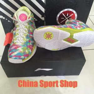 "Li Ning WoW 3.0 Way of Wade 3 ""Flare"""