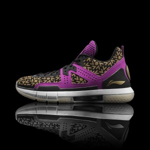 "Li-Ning Way of Wade 5 ""Purple Lightning"""