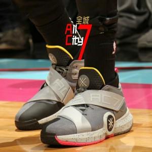 Li-Ning Way of Wade 2019 All City 7 Men's Basketball Shoes - Grey [ABAN047-2]