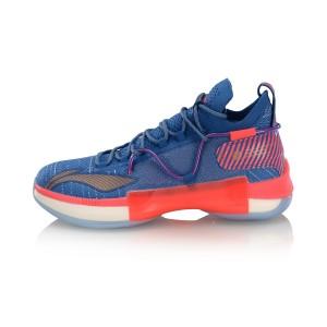 Li-Ning 2019 CJ MCCOLLUM SPEED VI Premium Basketball Sneakers - Blue