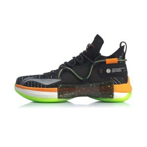 Li-Ning 2019 CJ MCCOLLUM SPEED VI Premium Basketball Sneakers - Black