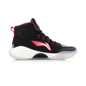 Li-Ning 2020 Yushuai XIV High Men's Basketball Game Shoes - Black
