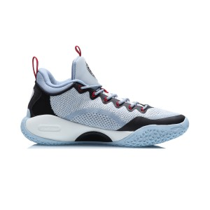 Li-Ning 2020 Yushuai XIV Low Men's Basketball Game Shoes - Blue/Black