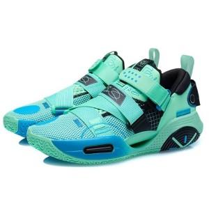 Wade 2021 ALL CITY 9 V2 Basketball Shoes - Cyan
