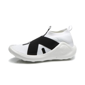 Li-Ning 2017 Wade China Trip Samurai Men's Basketball Culture Shoes - White/Black