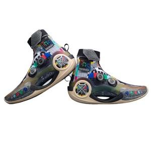 "Way of Wade 9 Infinity ""TEAM NO SLEEP"" High Top New Design Basketball Sneakers"