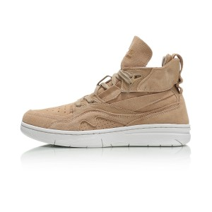 Paris Fashion Week Li-Ning 937 ACE Men's Basektball Culture Casual Sneakers - Brown [AGBN067-3]