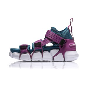 Paris Fashion Week MIX II PLATFORM China Li-Ning Women's Fashionable Sports Sandals
