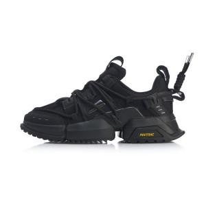 China Li-Ning 2019 New York Fashion Week UT ACE men's shoes Pangu - Black