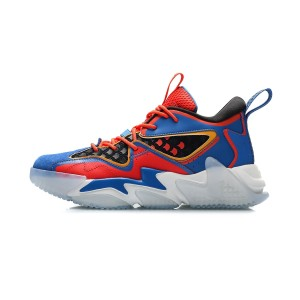 2019 Li-Ning COUNTERFLOW YU YUE 鱼跃 Men's Fashion Casual Shoes - Blue/Red