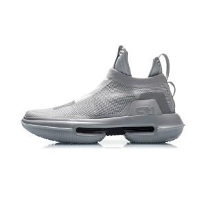 Li-Ning 2020 CF CHALLENGER1 Men's Fashion Casual Shoes - Grey [AGLQ143-2]