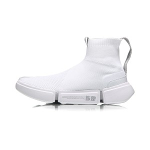 Li-Ning New York Fashion Week China Day Wade Essence 2 Men's Lifestyle Shoes - White