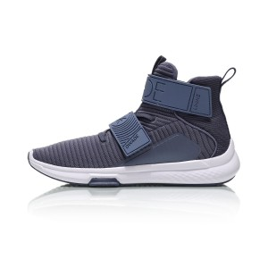 Way of Wade 2018 Samurai Men's High Tops Men's Sports lifestyle Casual Shoes - Blue