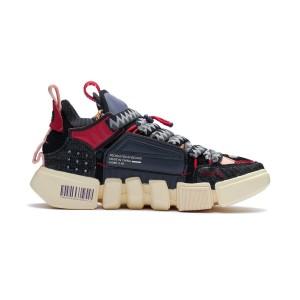 China Li-Ning 21FW Essence 2.0 Roots Men's Fashion Sports Shoes - Black