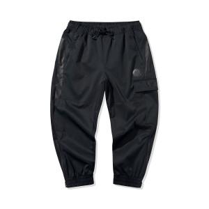 Way of Wade 2020 Men's Closed-up Casual Pants - Black