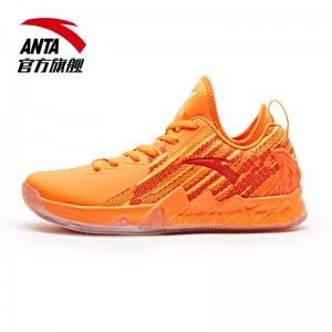 Anta KT2 Klay Thompson 2017 NBA Finals Low - Orange