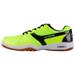 Li-Ning Mens Super Power Table Tennis Indoor Training Breathable Anti-Slippery Hard-Wearing Sneakers