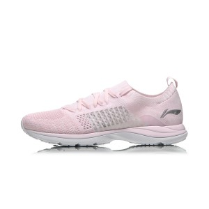 Li-Ning 2018 Spring New Super Light 15 Women's Running Shoes - Pink [ARBN016-7]
