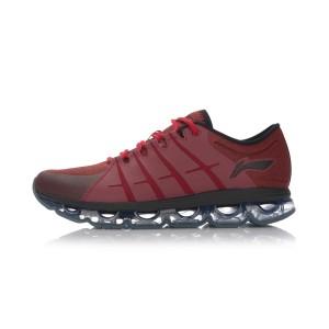 Li Ning 2017 New Air Arc Men's Running Shoes | Lining Running Cushion Trainers - Red/Black