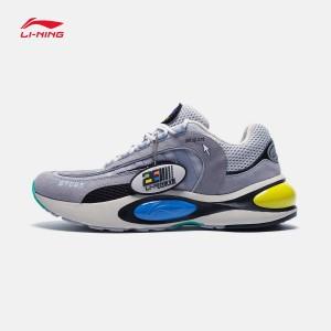 Li-Ning Men's Cushion Running Sneakers V8 20th Anniversary Commemorative Limited Edition
