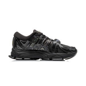 China Li-Ning 2020 Furious Rider ACE 1.5 Men's Stable Running Shoes - Black