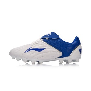 Li-Ning Men's Professional Training Calfskin Leather Soccer Shoes