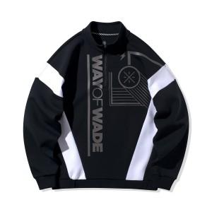 Li-Ning 2020 Way of Wade Men's Fashion Pullover - Black/White