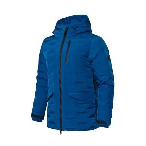 Way of Wade 2018 Winter New Warm 90% goose down Men's down jacket - Blue [AYMN129-3]