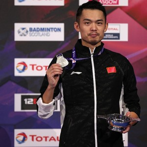 Li-Ning 2017 BWF World Badminton Championships National Badminton Team Award-receiving Men's Jacket