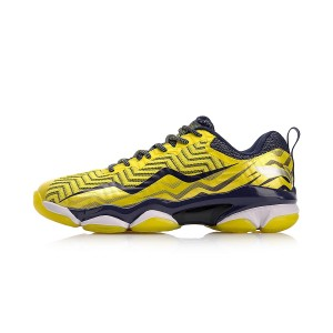 Li-Ning 2018 Sonic Boom Men's Professional Badminton Game Shoes - [AYZN011-2]