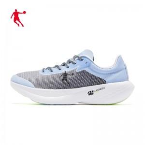 Qiaodan 2021 Feiying PB KungFu Marathon Professional Racing Shoes - Blue