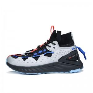 PEAK 2020 PEAK-Taichi 'The Tassel Speed' New style Men's Running Shoes  - Black/Gray