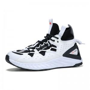 PEAK 2020 PEAK-Taichi 'The Tassel Speed' New style Men's Running Shoes  - White/Black