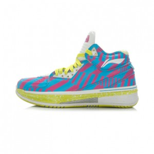 "Li-Ning Way of Wade 2 ""Raz Fuego"" Pack"