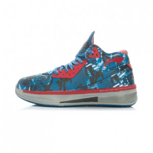 "Li-Ning Way of Wade 2 ""Blue Camo"" SE"