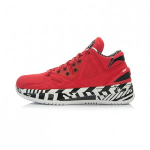 Li Ning WoW 2.0 Way of Wade Encore 2 Red Lava